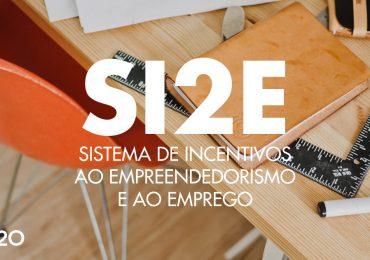 Candidaturas abertas ao SI2E – Empreendedorismo e Emprego