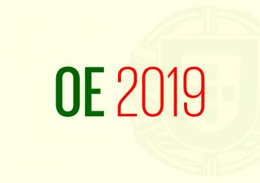 IRC: orçamento de estado para 2019